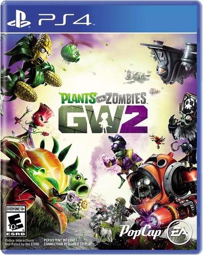 Juego Plantas Vs Zombies 2 Ps4 ¡ Totalmente Nuevo Y Sellado!