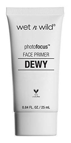 Imagen 1 de 3 de Wet N Wild Photo Focus Primer Plano De Dewy Face Till Prime