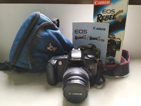 Câmera Analógica Canon Eos Rebel G 500