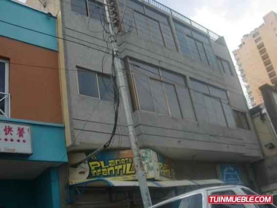 Vendo Edf. Con Locales Y 3 Aptos. Calle Bolivar. Centro Plc