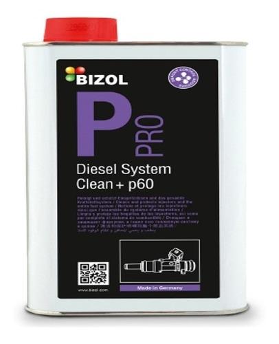 Limpiador De Inyectores - Bizol (1 Litro)