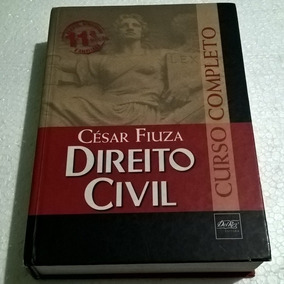 Livro Direito Civil - Curso Completo - 11ª Edição