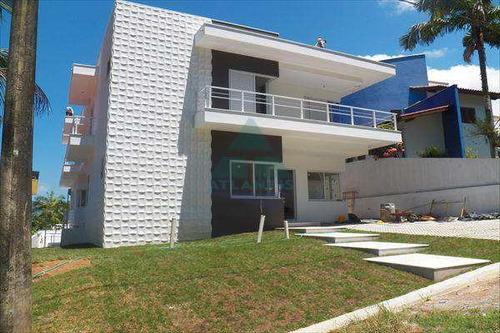 Casa Com 6 Dorms, Recanto Da Lagoinha, Ubatuba - R$ 3.5 Mi, Cod: 469 - V469