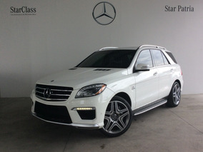 Star Patria Mercedes-benz Clase M 5.5l Ml 63 Amg Mt 2015