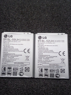 Bateria Lg Bi-52uh Lg Bi-59uh G2 Mini Optimus D625 Original