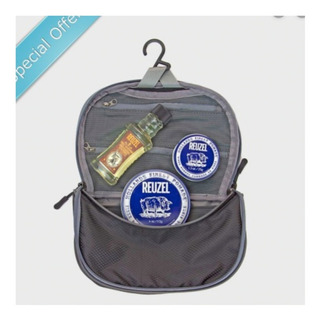 Reuzel Pack Promoción Pomada 113gr Y 35gr + Shampoo 100ml