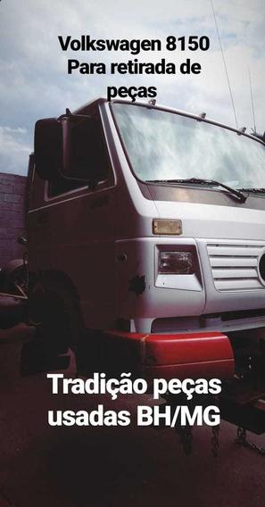 Volkswagem 8150 Para Retirada De Peças