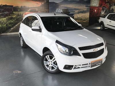 Chevrolet Agile Ltz 1.4 Mpfi 8v Econo.flex Mec.
