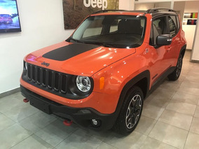 Jeep Renegade Trailhawk 2.0 Diesel At9