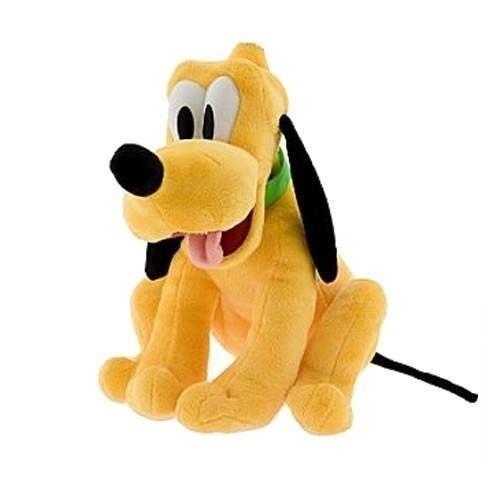 Peluche Pluto 33cm Original Disney