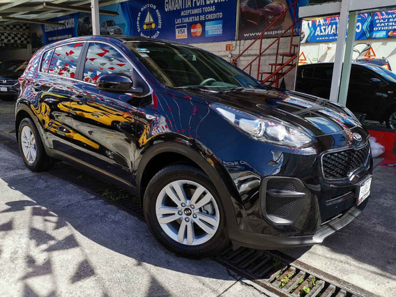 Kia Sportage Lx 2.0l Aut 6vel 2016 Cereza Negra