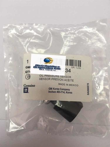 Valvula Presión Aceite Silverado 5.3 07-up Original Gm
