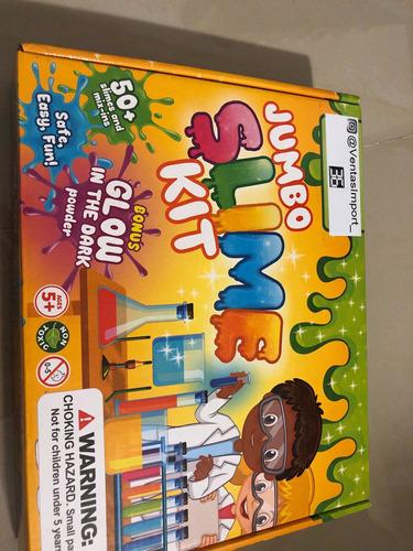 Slime Jumbo Kit