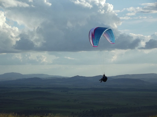 Parapente Mistral 7 Swing