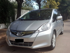Honda Fit 1.5 Ex-l At 120cv