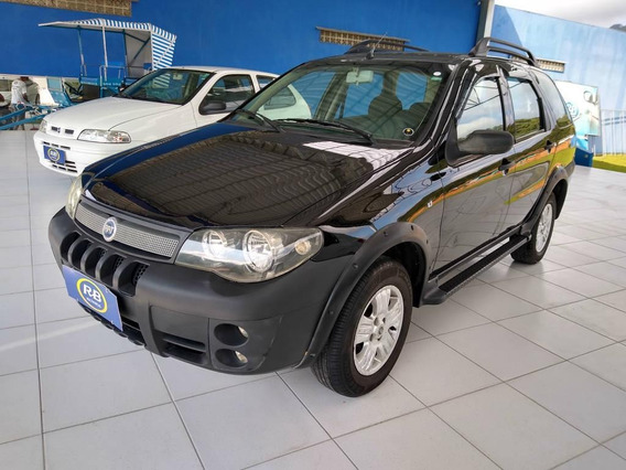 Fiat Palio Weekend 1.8 Flex