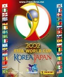 Barajitas (pack 25) Mundial Korea Japon 2002