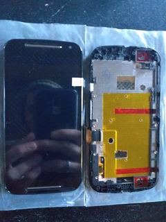 Modulo Moto G2 Motorola Pantalla Display Xt1063 Xt1068
