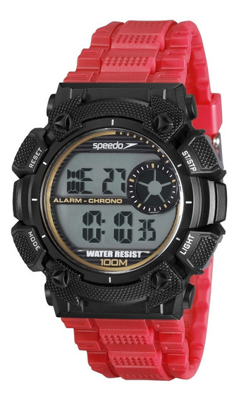 Relógio Speedo 80645goevnp1 Digital