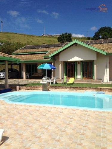 Imagem 1 de 30 de Casa Com 5 Dormitórios À Venda, 400 M² Por R$ 1.200.000,00 - Igaratá - Igaratá/sp - Ca0227
