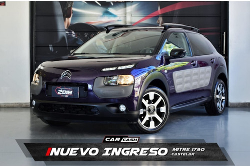 Citroën C4 Cactus 1.2 Puretech 110 At6 Shine 2018