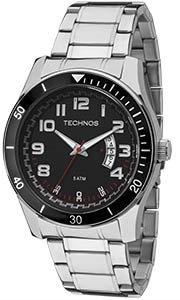 Relógio Technos 2115ksl/1r Masculino Performance