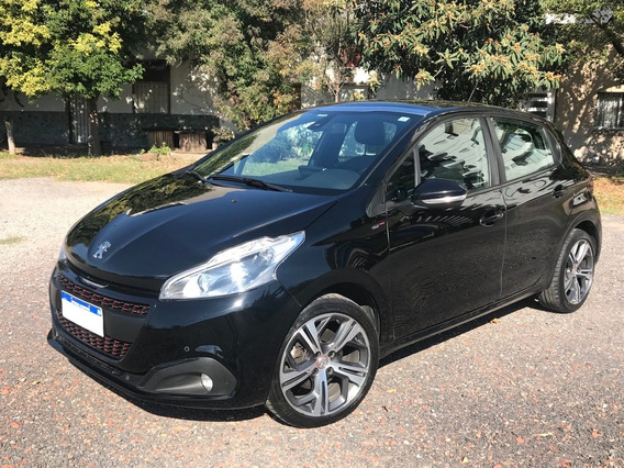 Peugueot 208 Gt. Motor 165 Hp 2018. Impecable