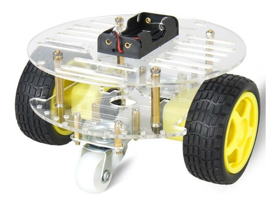 Kit Chasis Smart Car 02