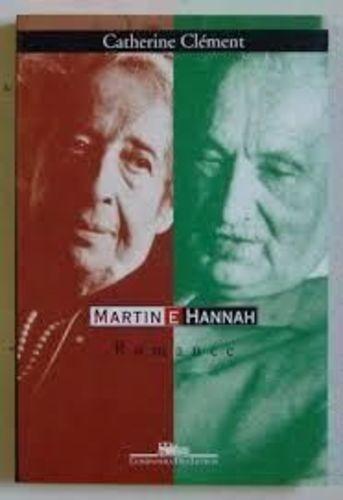 Livro Martin E Hannah Catherine Clément