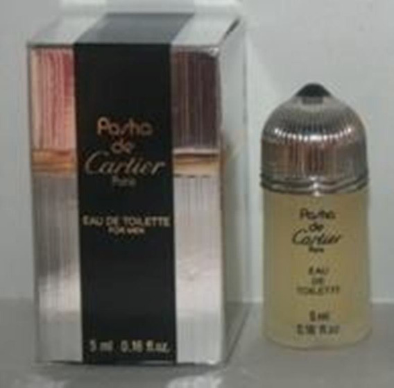 Miniatura De Perfume: Cartier - Pasha - 5 Ml - Edt For Men