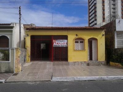 Casa Para Comercio Na Rua Lagarto, Aracaju/se - 0900_aluguel