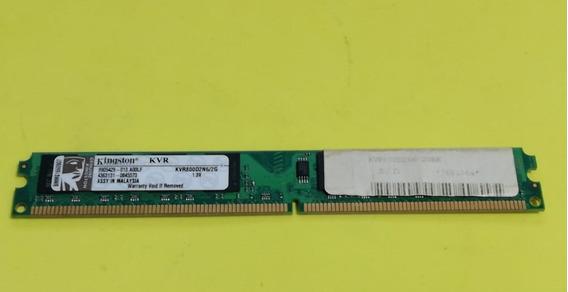 Memoria Ram Kingston Ddr2 2gb 800mhz Pc6400