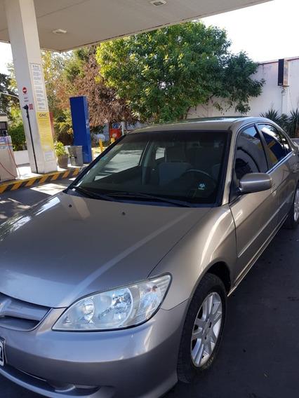 Honda Civic Lx 2006 - Gnc - Exelente Estado