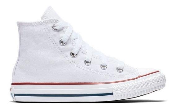 Tenis Converse Bota Blanco
