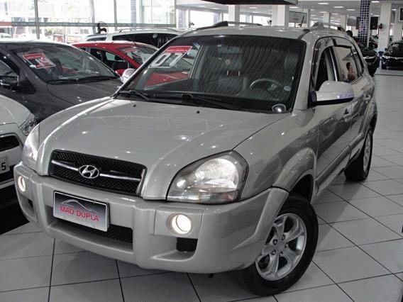 Hyundai Tucson 2.0 Gl 4x2 Aut 2007 Completo Super Conservada