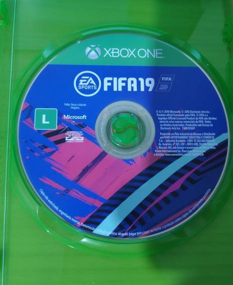 Fifa 19 - Xbox One - Mídia Física - Português - Original !!