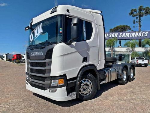 Imagem 1 de 15 de Scania R500 6x4, 21/21, 0km