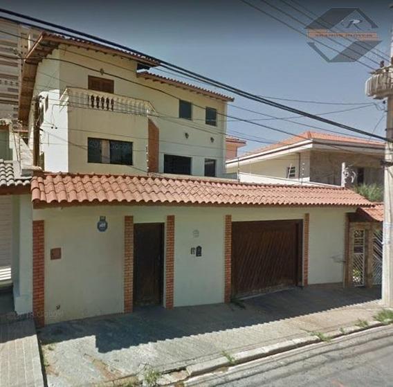 Sobrado Com 3 Dormitórios À Venda, 335 M² Por R$ 733.210,01 - Vila Rosália - Guarulhos/sp - So0844