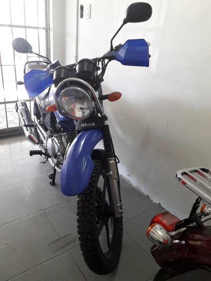 Yamaha Ybr 125g 2017 Seminueva