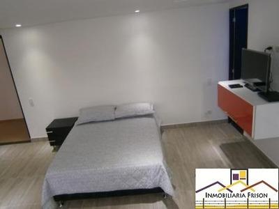 Apartamento Amoblado Para La Renta Por Dias Cód.6390