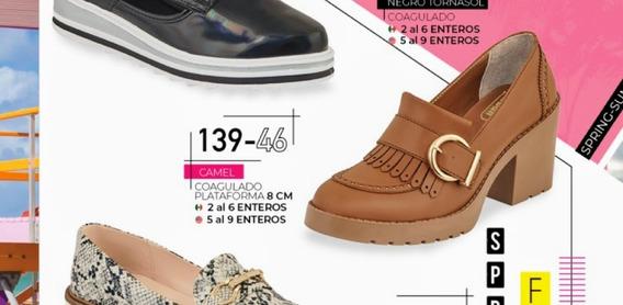 Flats Camel 139-46 Cklass Primavera-verano 2020