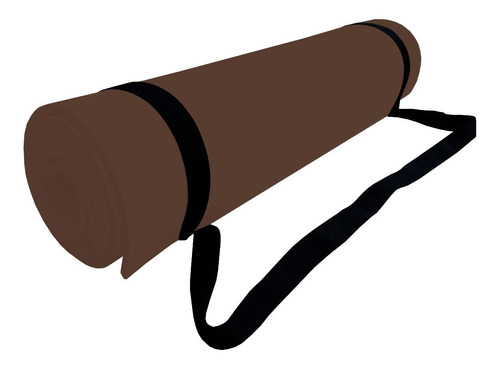 Imagen 1 de 7 de Tapete Mat Yoga De Eva Fomi Con Strap (150x56cm) 6 Mm Oferta