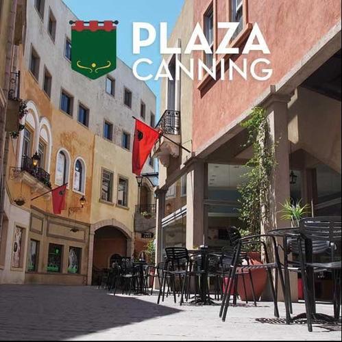 Excelente Local En Plaza Canning