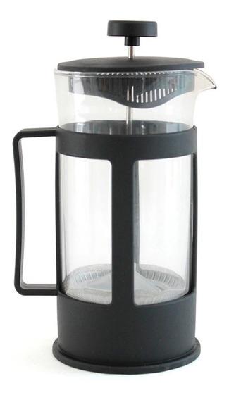 Combo 10 Pza Cafetera Prensa Tipo Francesa Vaso Vidrio 300ml