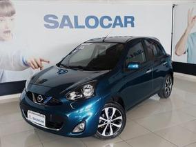 Nissan March 1.6 Sl 16v