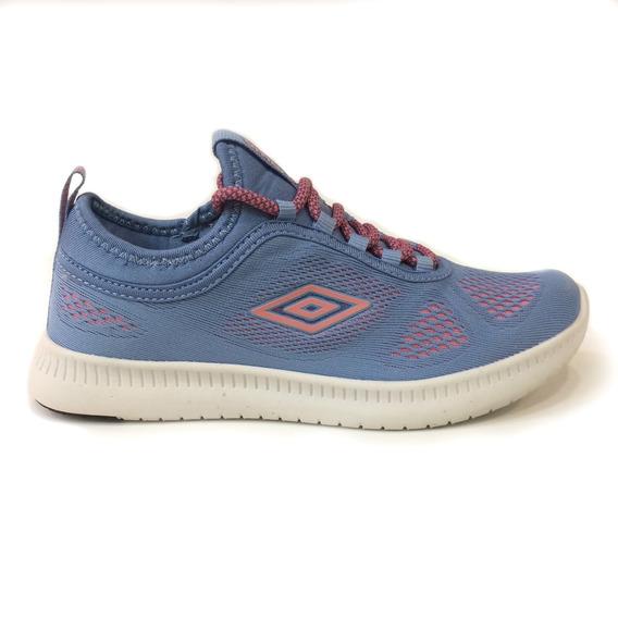 Zapatos Umbro Originales Para Damas - Um16790w - Lt Blue