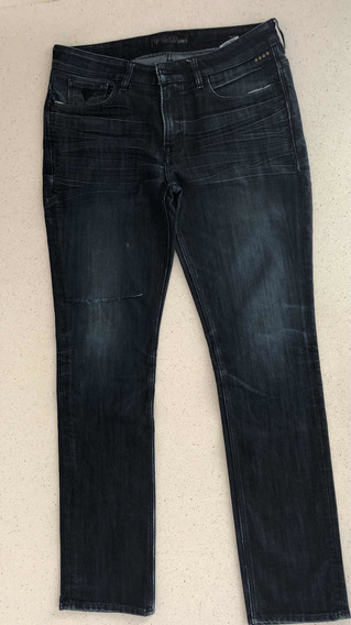 Jeans Guess Talle 36 Hombre Skinny