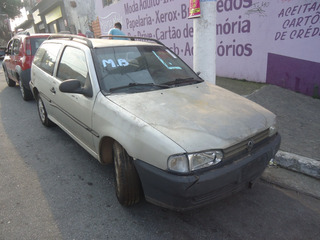 Sucata Parati Gol Voyage Saveiro Vendo Motor Ap 1.8 Injeção