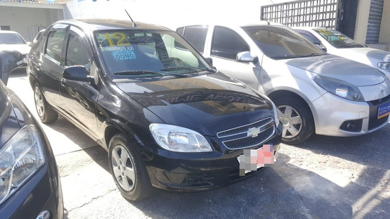 Chevrolet Prisma 1.4 Mpfi Lt 8v Flex 4p Manual 2012!!