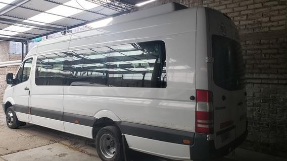 Mercedes Sprinter 515 Combi 19 Pasaj. Año 2015 Excel.estado